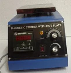 Sunshine Scientific Magnetic Stirrer With Hot Plate, SSE