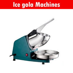 Ice Gola Maker