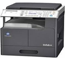 Bizhub 206 Xerox Machine