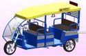 Carrava E Rickshaw