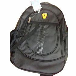 Sitara Kids Black School Bag