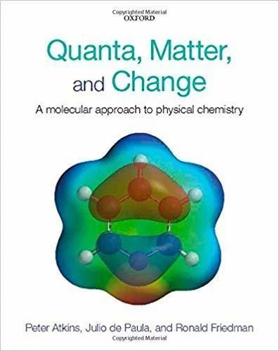 Atkins Chemistry Book