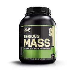 Optimum Nutrition Serious Mass Gainer 2.72 Kg