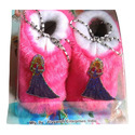 My Kids Infant Fairy Soft Sole Shoes