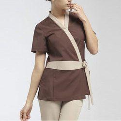 Spa uniform spa vardi latest price manufacturers for Uniform spa thailand