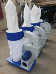 2 Hp Single Beg Dust Collector