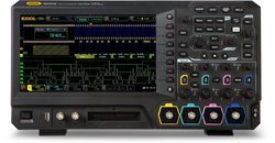 100Mhz,4 Ch.,8GSa/s,200Mpts Digital Storage Oscilloscope and 22.9cm Touchdisplay 1024x600--MSO5104
