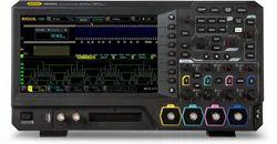 100Mhz,4 Ch.,8GSa/s,200Mpts Digital Storage Oscilloscope and 22.9cm Touchdisplay 1024x600--MSO5104