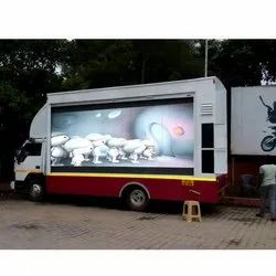 LED Van Rental Services