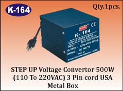 K-164 Step Up Power Supply
