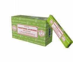 Satya  Traditional Ayurveda Incense stick-15 gram  Pack