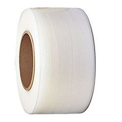 White Polypropylene 1.5 Inch Width Packing Belt