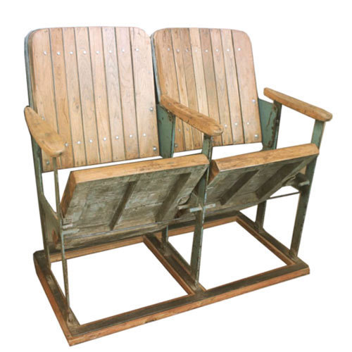 Fabulous Kernig Krafts Church Theatre Chair Wooden Metal Caraccident5 Cool Chair Designs And Ideas Caraccident5Info