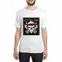 Dtaar Cotton Printed Men T Shirt, Size: S - Xxl