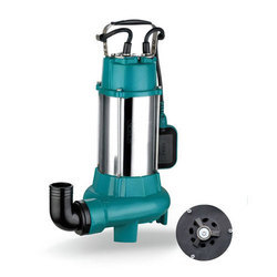 Waste Water Submersible Pump with Cutter