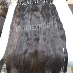 Straight Temple Human Loose Hair