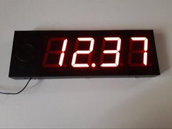 GPS Digital Synchronized Clock