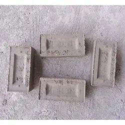 Grey Rectangular Fly Ash Brick