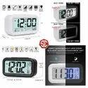 Digital Sensor Light Clock