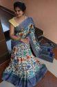 Manipuri Digital Print Saree
