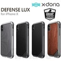X-Doria Defense Lux Series Case For iPhone X 7 8 - Military Grade