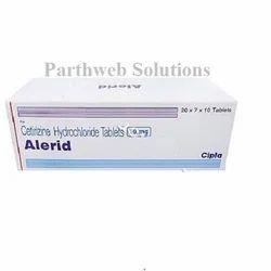 Alerid 10mg tablets