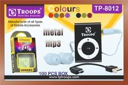 METAL MP3 PLAYER