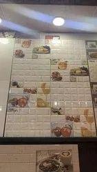 Digital Ceramic Kitchen Wall Tiles