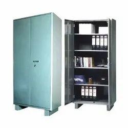 Double Door Office Steel Almirah
