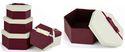 Hexa Shape Nested Boxes