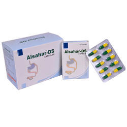 Herbal Enzyme Capsules ( Alsahar Ds Capsules)