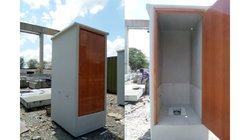 VME Prefabricated Modular Concrete Toilet