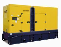 Genset Enclosure
