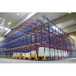 MS Pallet Shuttle System