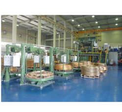 Brass & Bronze Continuous Casting Machine