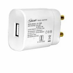 Tuscan White Mobile Charger