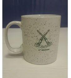 Ceramic Stoneware Mug With Printing
