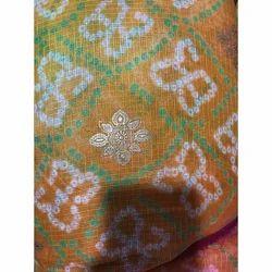 Bandhani Printed Fabric