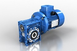 Worm Geared Motor