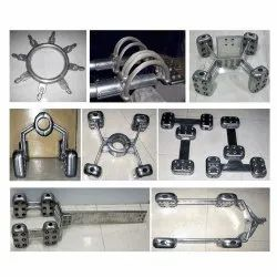 Supreme UHV And EHV Substation Clamps & Connectors