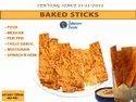 Pizza Bakery Sticks