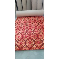 Jute Printed Tent Matting Roll