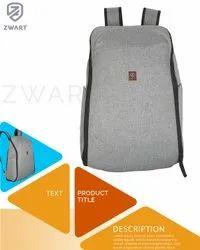 Anti-Teif-Grey Laptop Bag