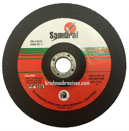 Samurai Grinding Wheel