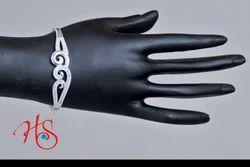 Ladies Silver Bracelet