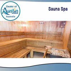 Sauna Spa, For Steam Bath