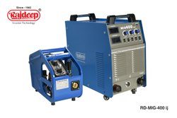 Rajdeep RD MIG 400IJ Inverter Welding Machine