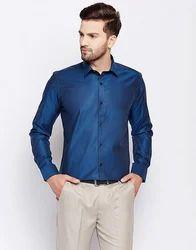 Long Sleeve Lemra Liza Blue Shirt