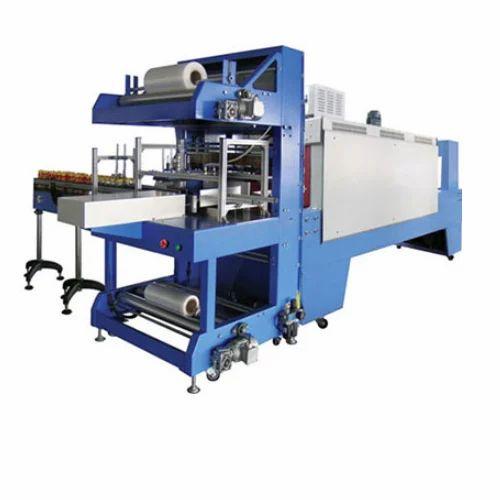 Automatic Shrink Wrap Machine at Rs 3600000/piece   रैपिंग मशीन - Joy Pack  India Pvt. Ltd., New Delhi   ID: 18156030255