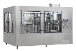 Beverages Bottle Filling Machine